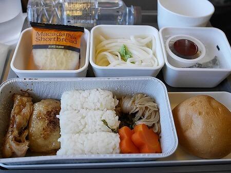 キャセイパシフィック航空 機内食 羽田 東京 香港 CX549