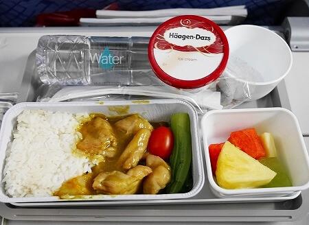 キャセイパシフィック航空 機内食 キャセイゴラゴン航空 香港 ヤンゴン
