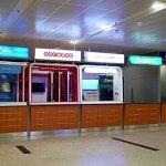 ミャンマー ヤンゴン 空港 両替所 SIM
