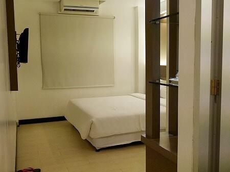 クローバー・シティ・センター・プラス・ホテル(Clover City Center Plus) ミャンマー ヤンゴン 部屋