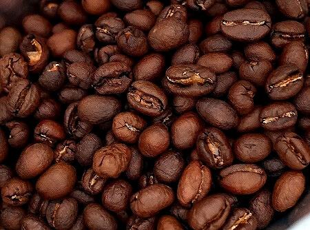 ミャンマー ヤンゴン カフェ Cafe Genius コーヒー ピーベリー peaberry