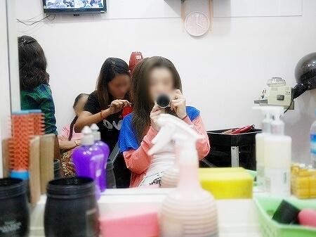 ミャンマー ヤンゴン シャンプー 美容院 ヘアサロン R Love