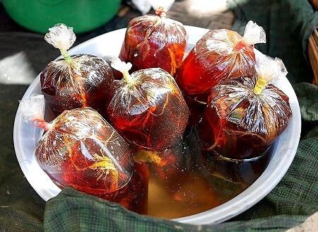 ミャンマー ヤンゴン インセイン市場 insein market シャンプー