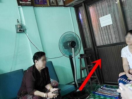 ミャンマー 占いツアー アウンアウン先生 家