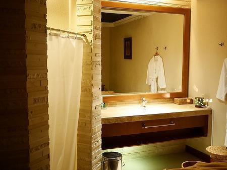 ミャンマー ヤンゴン シャングリラ ホテル マッサージ トリートメントルーム