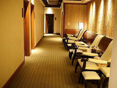 ミャンマー ヤンゴン シャングリラ ホテル マッサージ
