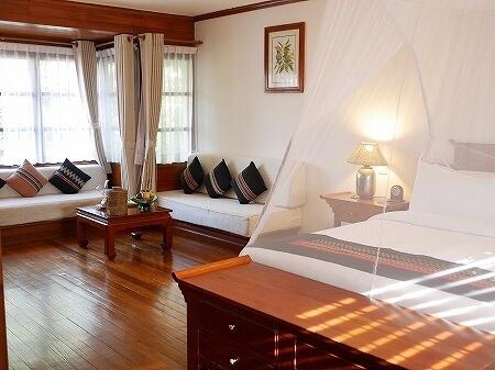 ベルモンド ガバナーズ レジデンス Belmond Governor's Residence ヤンゴン ミャンマー 部屋