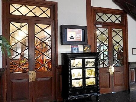 ベルモンド ガバナーズ レジデンス Belmond Governor's Residence ヤンゴン ミャンマー お土産屋 ギフトショップ