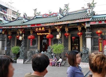 ヤンゴン ミャンマー 慶福宮 Chinese Temple 寺 ダウンタウン