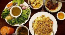 確かにミャンマーを感じた「フィール ミャンマー フード レストラン(Feel Myanmar Food)」