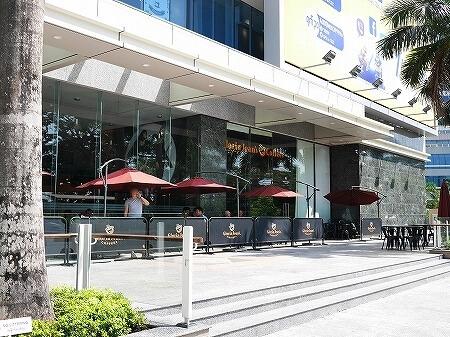 ヤンゴン Gloria Jean's Coffees グロリアジーンズコーヒー カフェ