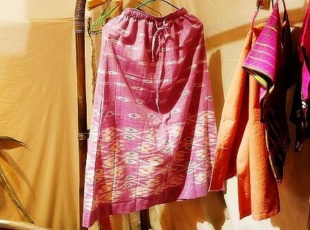 ミャンマー ヤンゴン dacco. お土産 スカート
