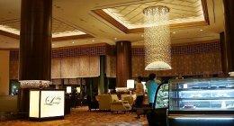 ミャンマー、ヤンゴンでホテルラウンジ巡り♪(3)セドナホテル「ロビーラウンジ」