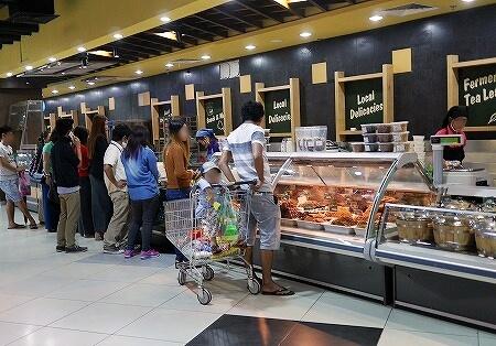 ミャンマー ヤンゴン スーパー マーケットプレイス ミャンマープラザ店 Market Place お惣菜