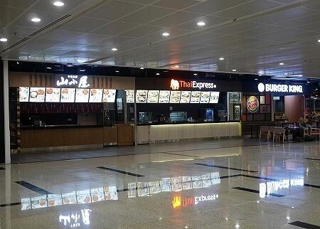 ヤンゴン国際空港 第1ターミナル レストラン