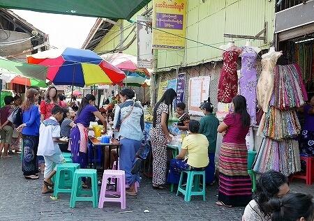 ミャンマー 3月 服装 ヤンゴン