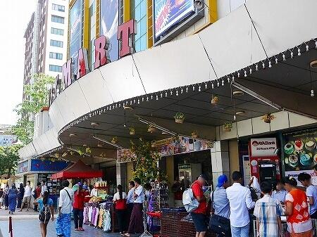 ミャンマー ヤンゴン ルビーマート RUBY MART スーパー