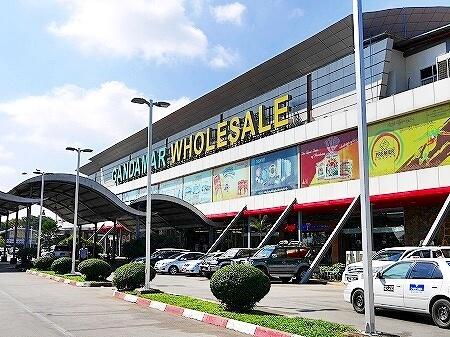 ミャンマー ヤンゴン スーパー ガンダマーホールセール(Gandamar Wholesale)