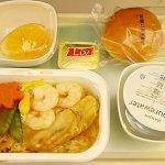 大韓航空 機内食 KE706
