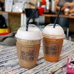 韓国 水原 DOI CHANG COFFEE FARM カフェ コーヒー ミルクティー ラテ