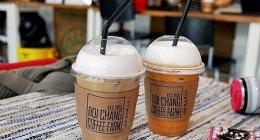 韓国、水原で超おすすめのカフェ「DOI CHANG COFFEE FARM」おいしすぎる~♡