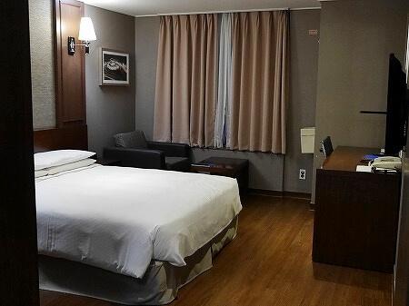 韓国 水原 バリュー ホテル ワールドワイド ハイ エンド Value Hotel Worldwide High End 部屋