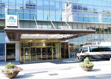 韓国 水原 バリュー ホテル ワールドワイド ハイ エンド Value Hotel Worldwide High End コンビニ