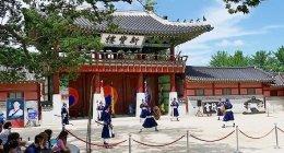 韓国の世界遺産「水原華城」でできるコトいろいろ♪(武芸公演・弓道体験・華城列車・伝統市場見学)