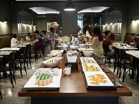 韓国 光明 GM JS ブティック ホテル GM JS Boutique Hotel 朝食