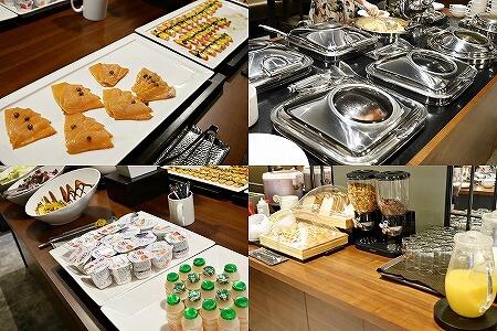 韓国、光明 GM JS ブティック ホテル GM JS Boutique Hotel 朝食
