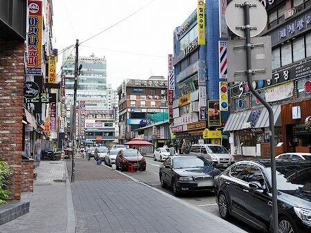 韓国 光明 GM JS ブティック ホテル GM JS Boutique Hotel 周辺