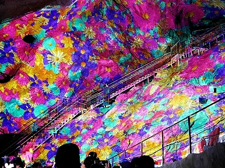 韓国 光明洞窟 劇場