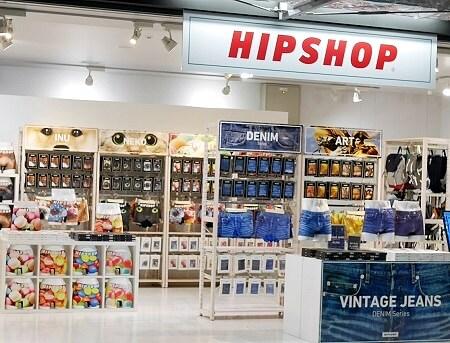 成田空港第3ターミナル パンツ屋 お店