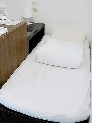 イン キューブ ミンチュエン 品格子旅店 民權館 Inn Cube Minquan 個室 ベッド