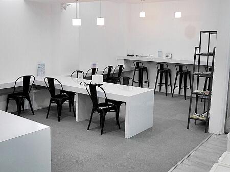 イン キューブ ミンチュエン 品格子旅店 民權館 Inn Cube Minquan 共用スペース
