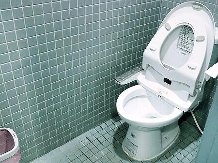 イン キューブ ミンチュエン 品格子旅店 民權館 Inn Cube Minquan トイレ