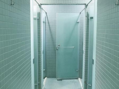 イン キューブ ミンチュエン 品格子旅店 民權館 Inn Cube Minquan シャワー