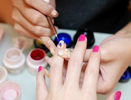 台北 おすすめ ネイルサロン Top Nails 頂尖美甲館 民權西路駅