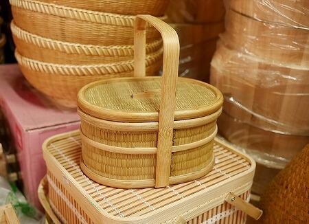 台湾 ディーホアジエ 台北 迪化街 林豊益商行 バスケット