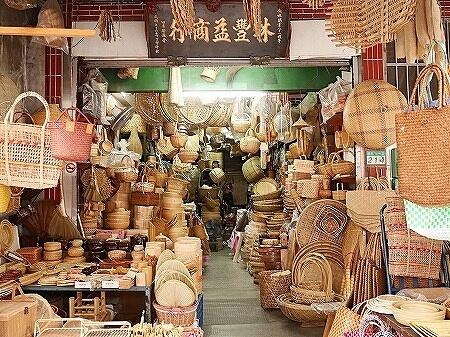 台湾 ディーホアジエ 台北 迪化街 林豊益商行