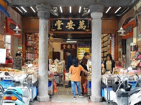 台湾 迪化街 ドライいちじく ドライフィグ 新鮮 無花果 萬安堂