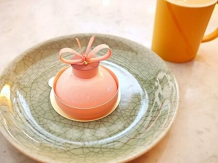 マンダリンオリエンタル台北 ケーキ ピンクレディ Pink Lady 粉紅甜心