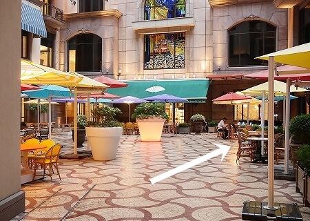 Café de Lugano マンダリンオリエンタル台北