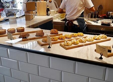 台湾 台北 Heritage Bakery & Cafe 紅心芭樂戚風蛋糕 グァバシフォンケーキ スコーン