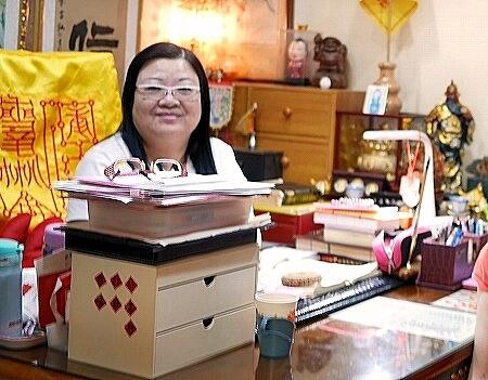 台湾 台北 日月命理館 占い 魏先生 ウェイ先生