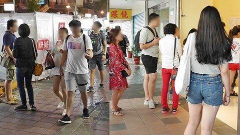 台湾 台北 10月上旬 気候 服装