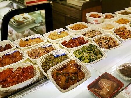台湾 台北 億長御坊 酢豚 新光三越 デパ地下 お惣菜