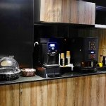 台湾 台北 ホテル リラックス 5 旅楽序精品旅館 站前五館 Hotel Relax V コーヒーマシーン