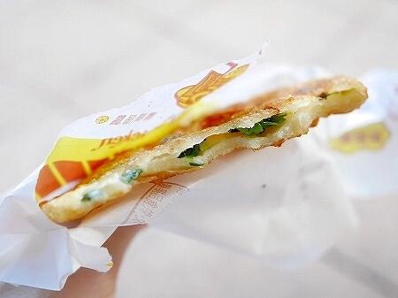 台湾 台北 温州街蘿蔔絲餅達人 蔥油餅 葱油餅
