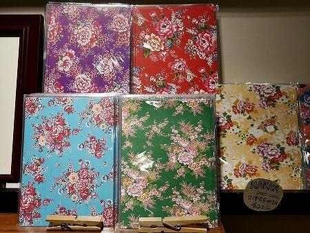 台湾 台北 永康街 おすすめ お土産屋さん Bao gift Taipei 成家家居 ポストカード 花布